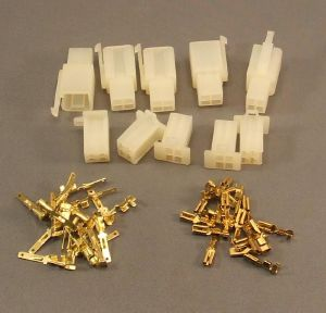 Connecteurs Type 110ML - 4 broches 2.8 mm x 5