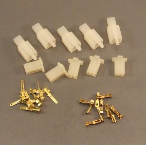 Connecteurs Type 110ML - 2 broches 2.8 mm x 5